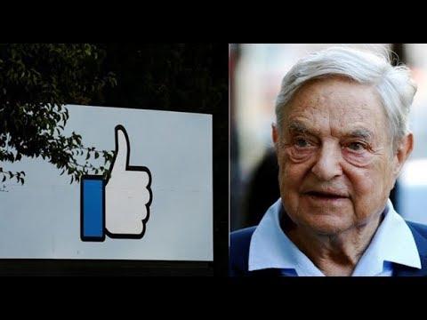 EXCLUSIF, GEORGE SOROS VEND SES ACTIONS DE FACEBOOK JUSTE AVANT LA BAISSE DE L'ACTION.