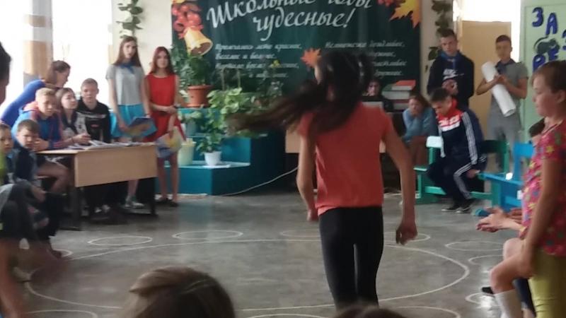 танец на мисс лагерь (Марина Машукова)