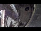 Разводка задних тормозных колодок на Газели