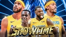 The New Lakers - Showtime is Back Sort of! Lance, Rondo, Beasley, McGee - 2018 Highlights