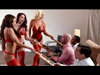 Madison Ivy, Monique Alexander, Nicolette Shea [HD 1080, Big Ass, Big Tits, Bubble Butt, POV, Lesbian, Squirt, New Porn 2018]