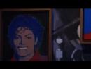Hugo Boss - Майкл Джексон_ на стене в Национальной портретной галерее. 26.06.201