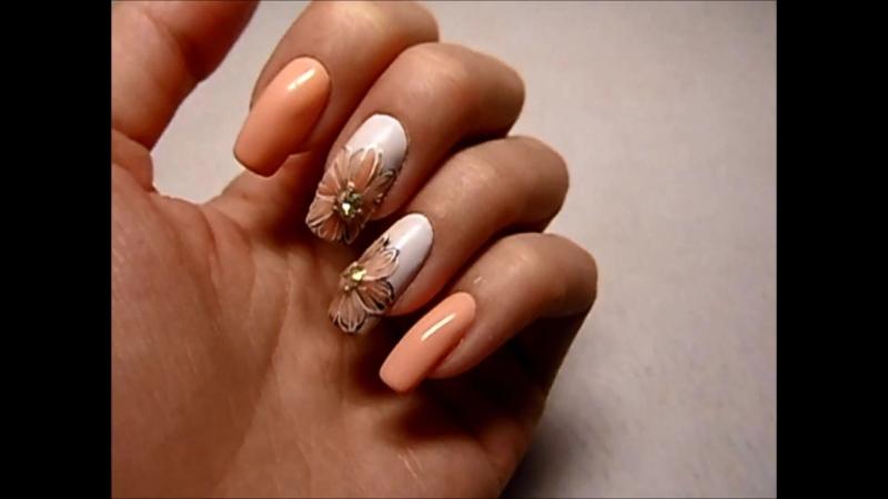 Коррекция натуральных ногтей, ноготкам 35 дней