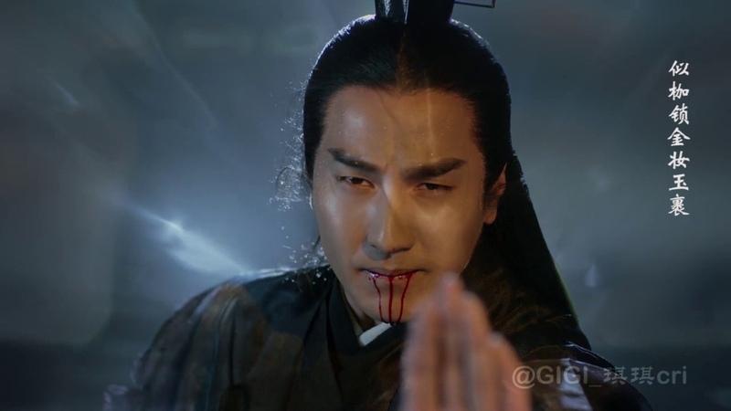 【自剪】赵又廷Mark Chao夜华受虐合集,三生三世十里桃花Eternal Love
