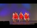 Коллектив Линкс Лебедушка Русский народный танец