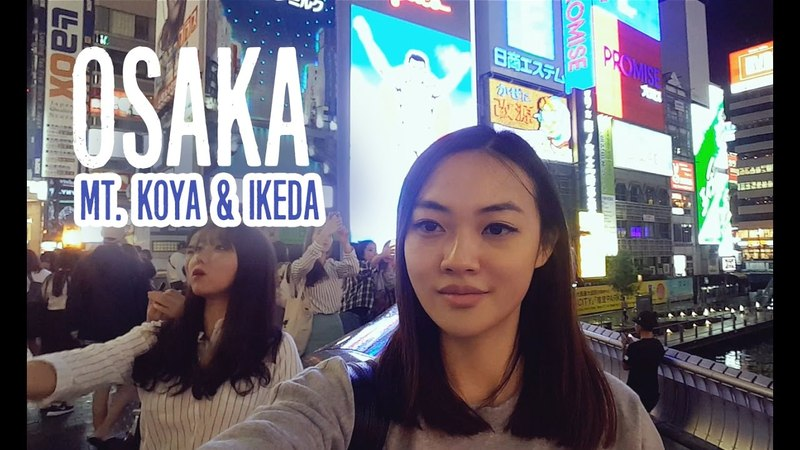 Osaka, City of Neon Nightscapes | Travel With My Dear |
