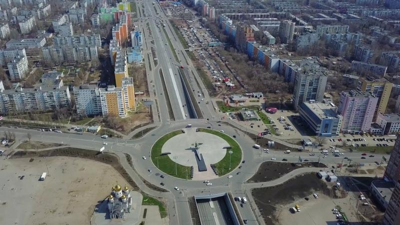 Полет над Кирова г. Самара