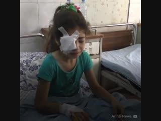 Российские врачи дали возможность девочке из сирийского города Алеппо вернуться к нормальной жизни!