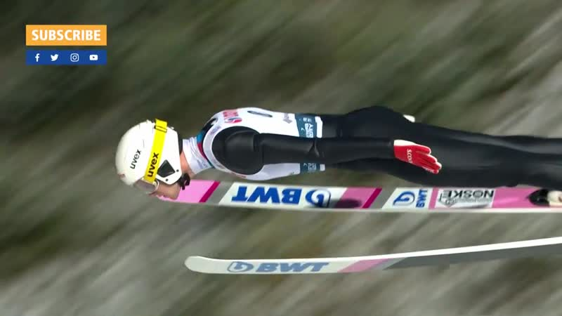 Evgeniy Klimov _ Mens Large Hill _ Wisla _ 1st place place _ FIS Ski Jumping