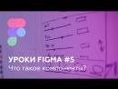 Уроки Figma 5- Что такое компоненты