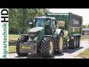 Fendt Traktoren Fendt Katana Lohnunternehmen Blunk Grassilage AgrartechnikHD