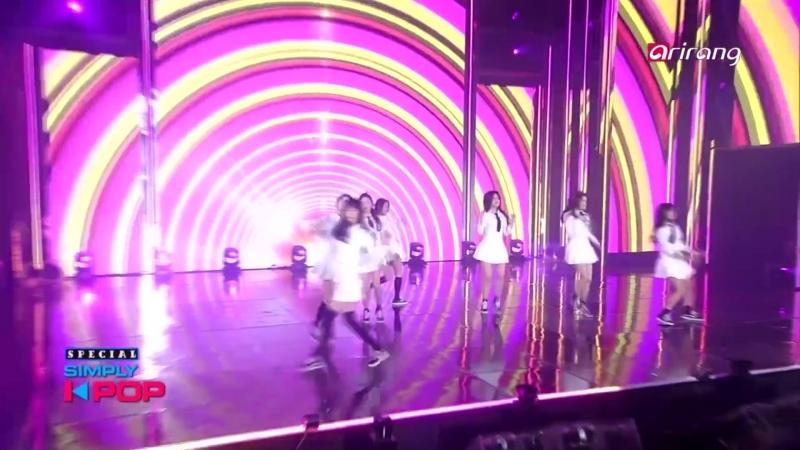 [Simply K-Pop] CLC(씨엘씨) _ I LIKE IT(즐겨) _ Ep.300 _ 022318