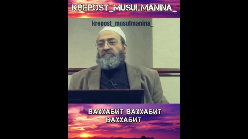 ваххабит ваххабит