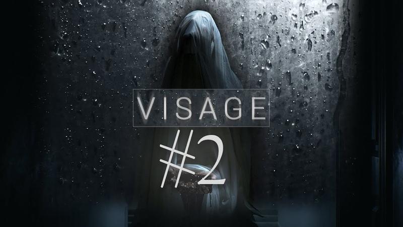 Прохождение Visage   Одержима и ещё раз одержима 16