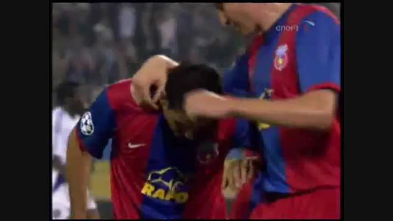 131 CL-2006/2007 Dinamo Kiev - Steaua Bucureşti 1:4 (13.09.2006) HL