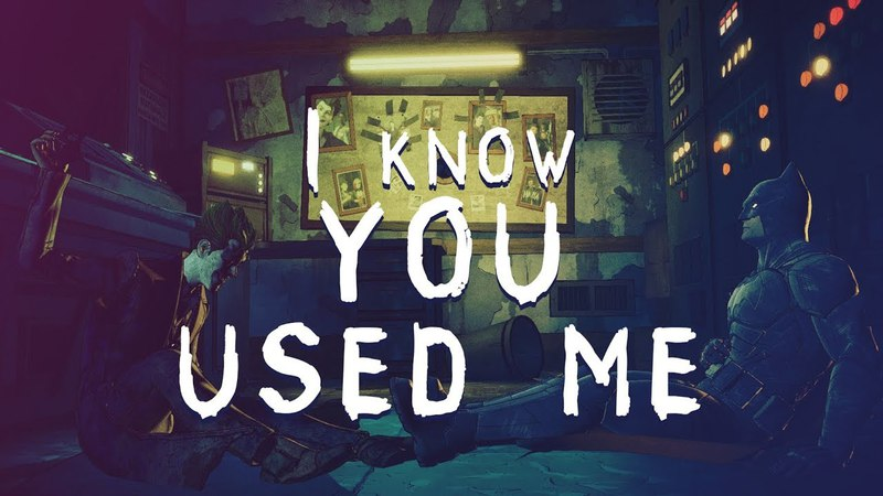 Telltale || BatJokes || Bruce John || I know you used me