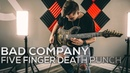 Cole Rolland - Bad Company (Five Finger Death Punch Guitar Cover)