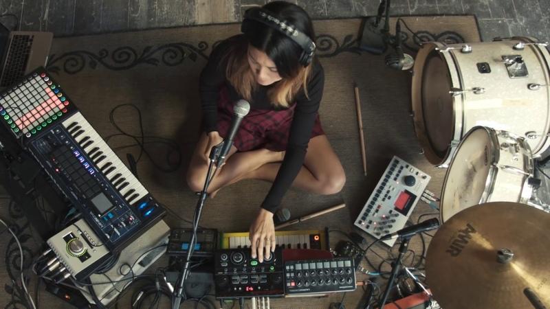 JogaArmy of Me by Björk (Cover by Kawehi)