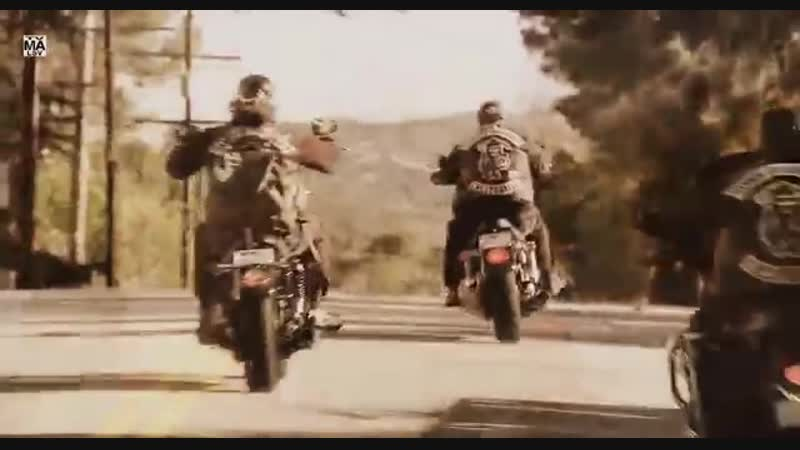 Sons of Anarchy -- Make it Rain (SOA) by Ed Sheeran Clip - [HD] on Fx ®©™