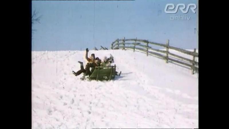 Laulud lumes. Снежные напевы. 1981.