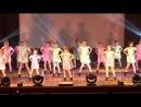 Подружки с нашего двора | 5 отчетный концерт Любовь,танцы и 90 24.12.2017г ДМ Юность