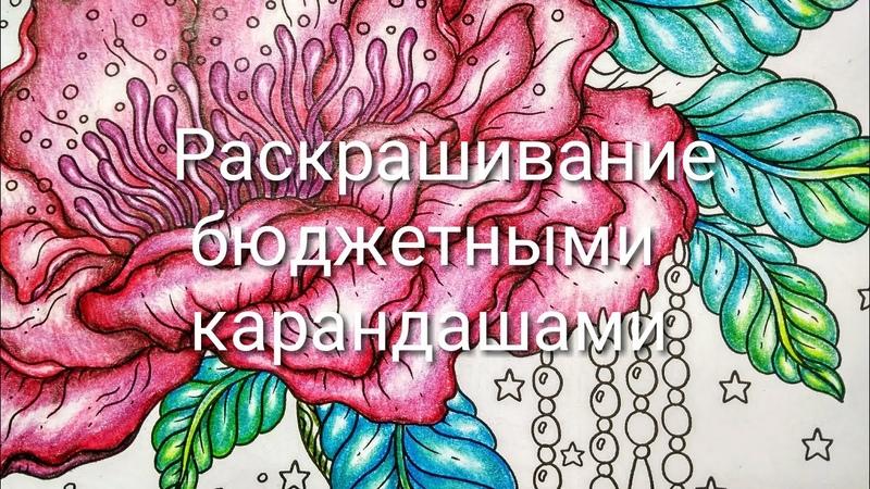 Урок 2. Раскрашивание цветочка. (Лепесток)