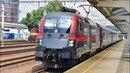 ÖBB railjet first time in Bratislava