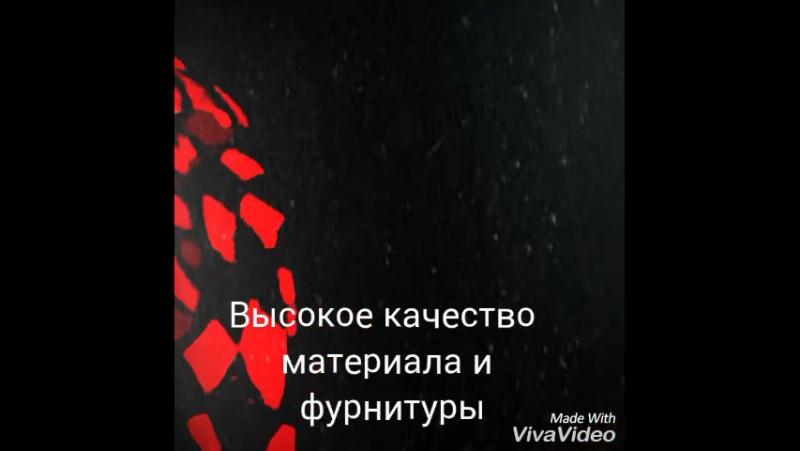 Кепка Snapback с логотипом KLOTZ