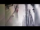 Станция Курская. Разговор уборщицы и убившего полицейского