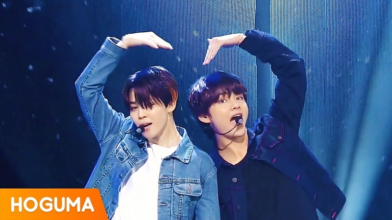 방탄소년단 (BTS) - FAKE LOVE 교차편집 (stage mix)