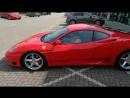 Моя первая поездка на Ferrari 360 modena