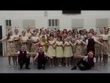 Детский хор поздравляет с новым годом