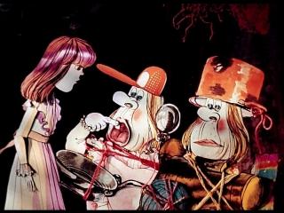 Alice au pays des merveilles / de l'autre côté du miroir