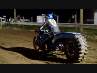 100 км_⁄ч за 0,7 секунды -top fuel motorcycle dirt drag racing