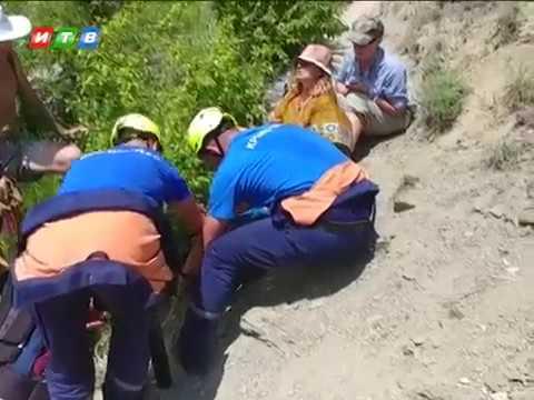 Сюжет ТРК ИТВ:Спасатели Судакского АСО «КРЫМ-СПАС» своевременно оказали помощь женщине