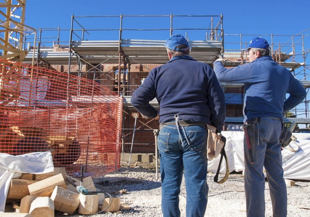Разрешения на строительство - это не только кусочки бумаги, но несколько этапов процесса получения здания «разрешены».