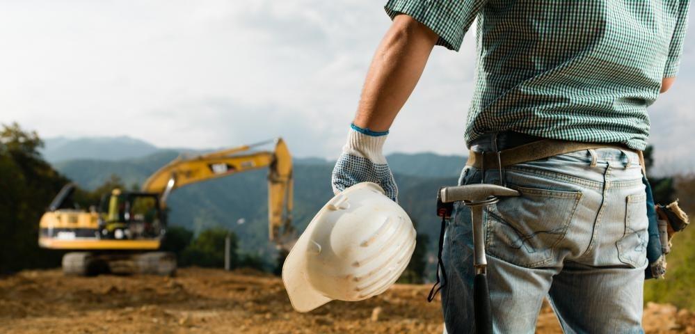 Некоторые строительные компании сосредоточены на подготовке и уборке площадки.