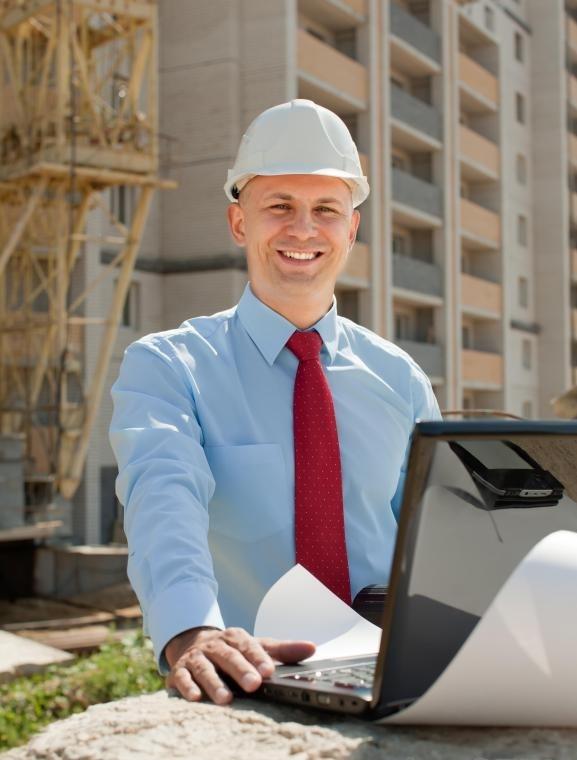 Строительный предприниматель должен решить, в какой области строительства они должны войти.