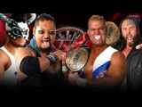 IWGP Heavyweight Tag Team Championship Killer Elite Squad (Lance Archer and Davey Boy Smith Jr.) (Champions) vs EVIL and SANADA