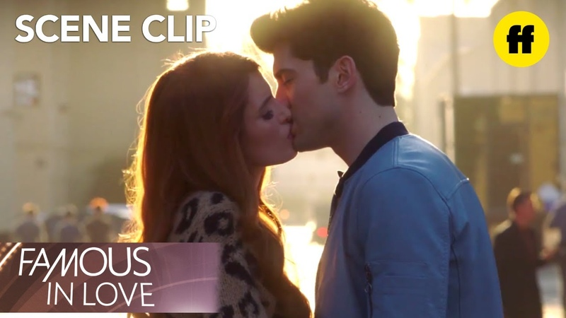 Famous in Love | Season 2 Finale Rainer Paige Finally Kiss | Freeform