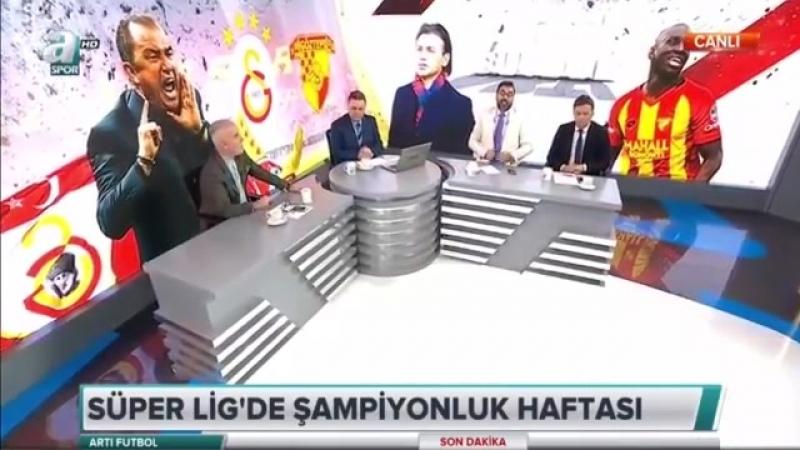 Turgay Demir- VAR olsaydı Galatasarayın bir yıldızı olurdu
