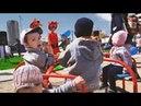 Детский спортивный праздник Ритм в ЖК Премьера-2