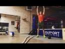 Интенсивная тренировка и крутое видео от нашего клиента @ivanragOzin 🔥👍🏋️