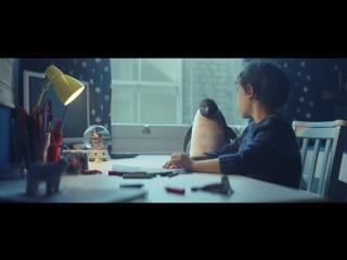 Рождественский ролик о том, какими должны быть подарки
