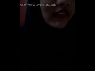Melayu malaysia tudung bigtits sangap bigo.mp4