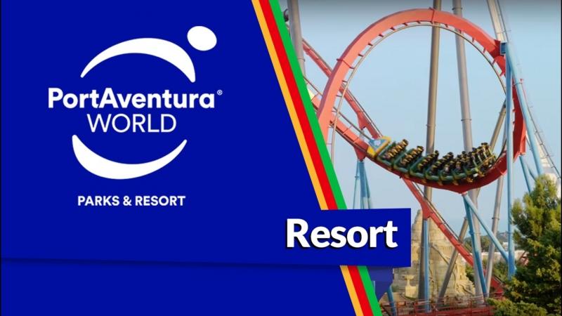 PortAventura World Theme Park Holidays 2018 — одно из самых любимых мест семейного отдыха туристов в Каталонии ( Испания)✈🌴☀