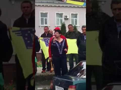 Чигирин. Народне Віче. В підтримку Н.Савченко. 27.04.2018. 5 ч