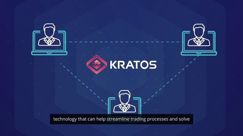 KRATOS Demystified - Blockchain based Physical Commodities Trading platform