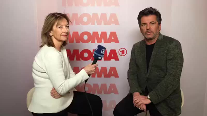 Thomas Anders, heute live im ARD-MOMA Interview (ARD, Morgenmagazin, 31.10.2018)