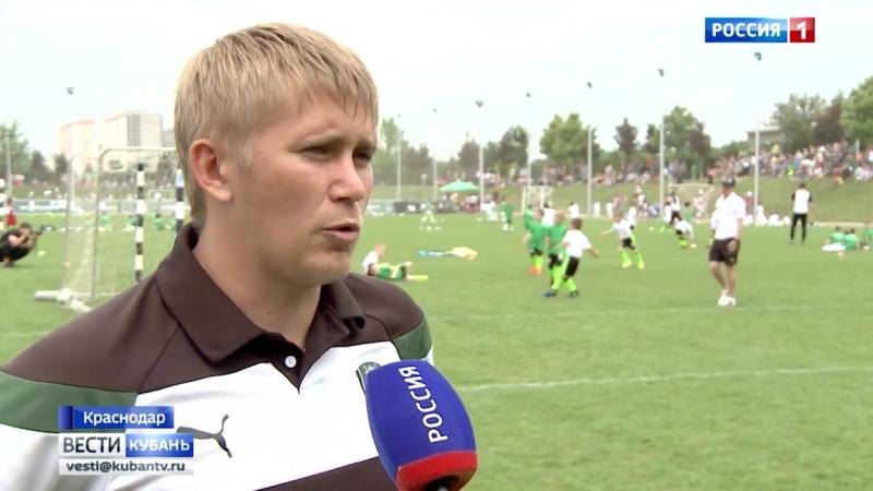 «Панама — чемпион!» В Краснодаре прошел детский чемпионат мира по футболу